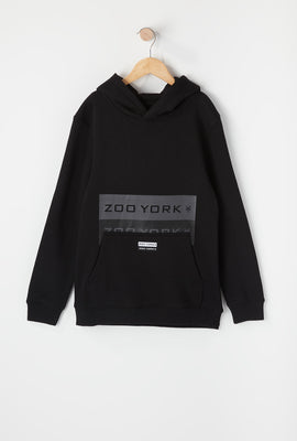 Zoo York Youth Behind Pocket Logo Hoodie