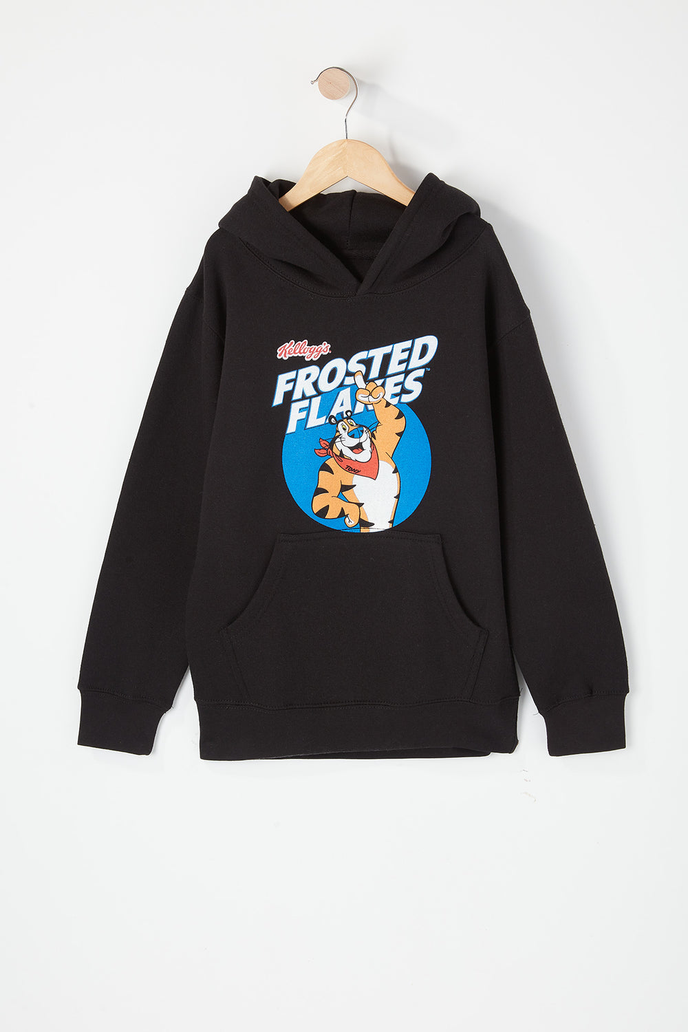 Youth Frosted Flakes Hoodie Black