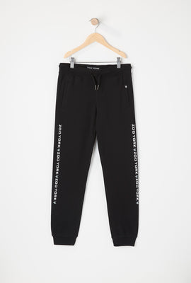 Zoo York Youth Leg Logo Jogger