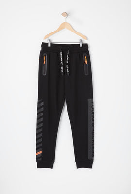 Jogger Logos Chevron Young & Reckless Junior
