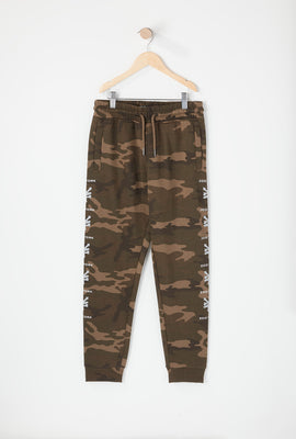 Zoo York Youth Camo Jogger