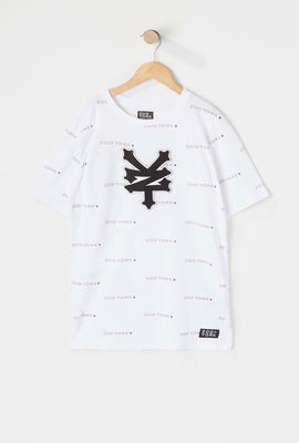 Zoo York Youth Patch Logo T-Shirt