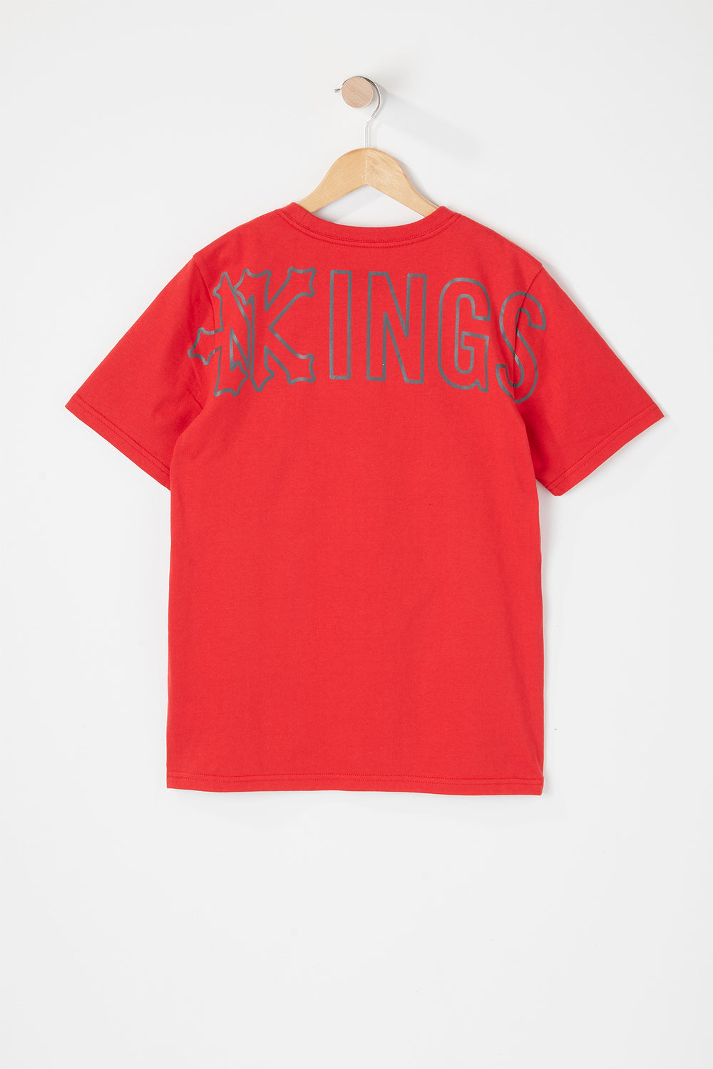 Zoo York Youth Kings T-Shirt Red