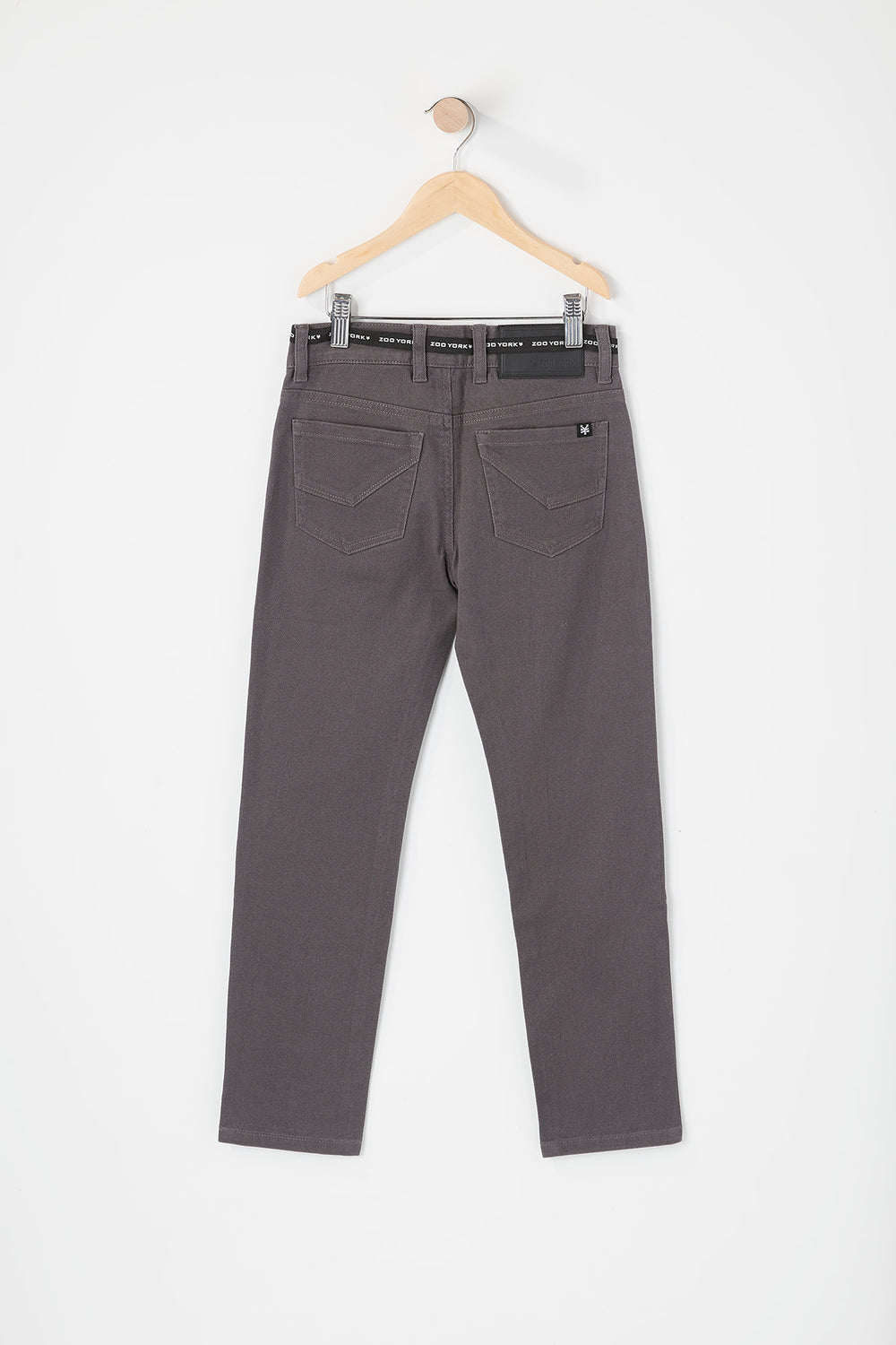 Zoo York Youth Skinny Jeans Heather Grey