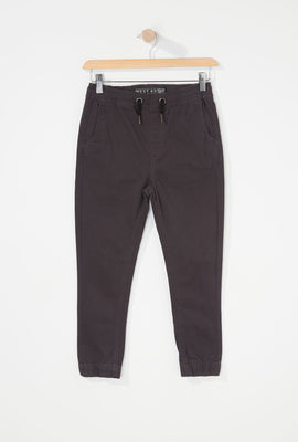 West49 Boys Solid Jogger