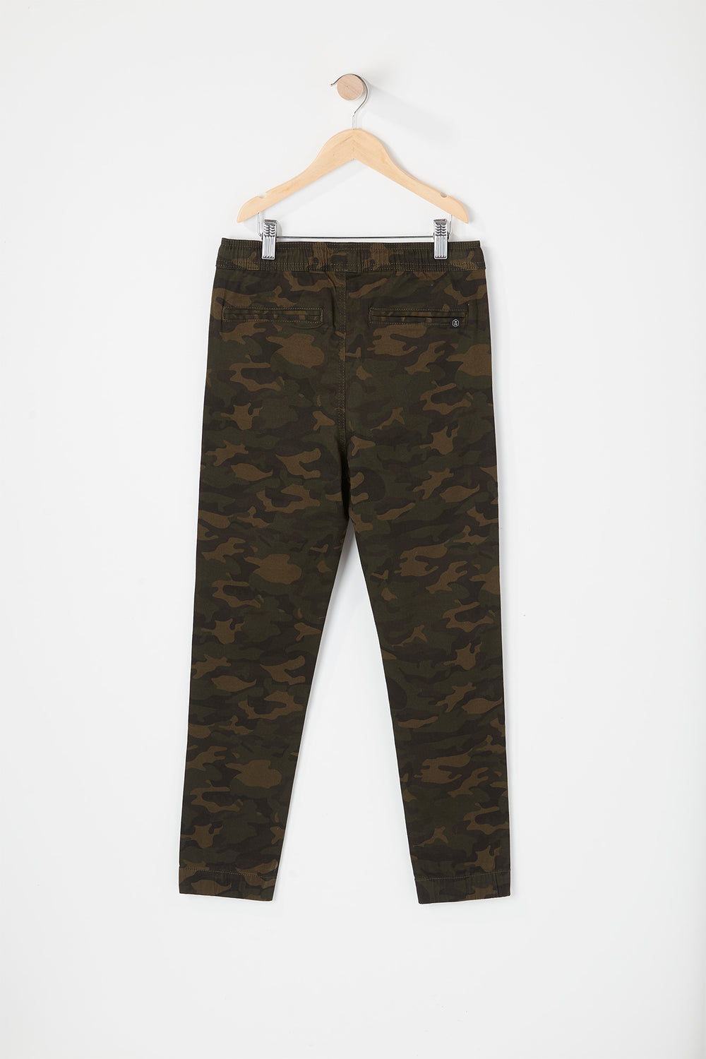West49 Youth Classic Jogger Camouflage