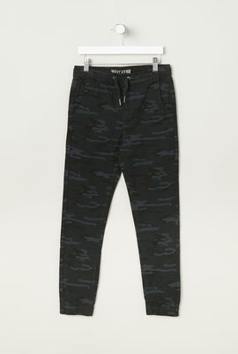 West49 Youth Camo Jogger