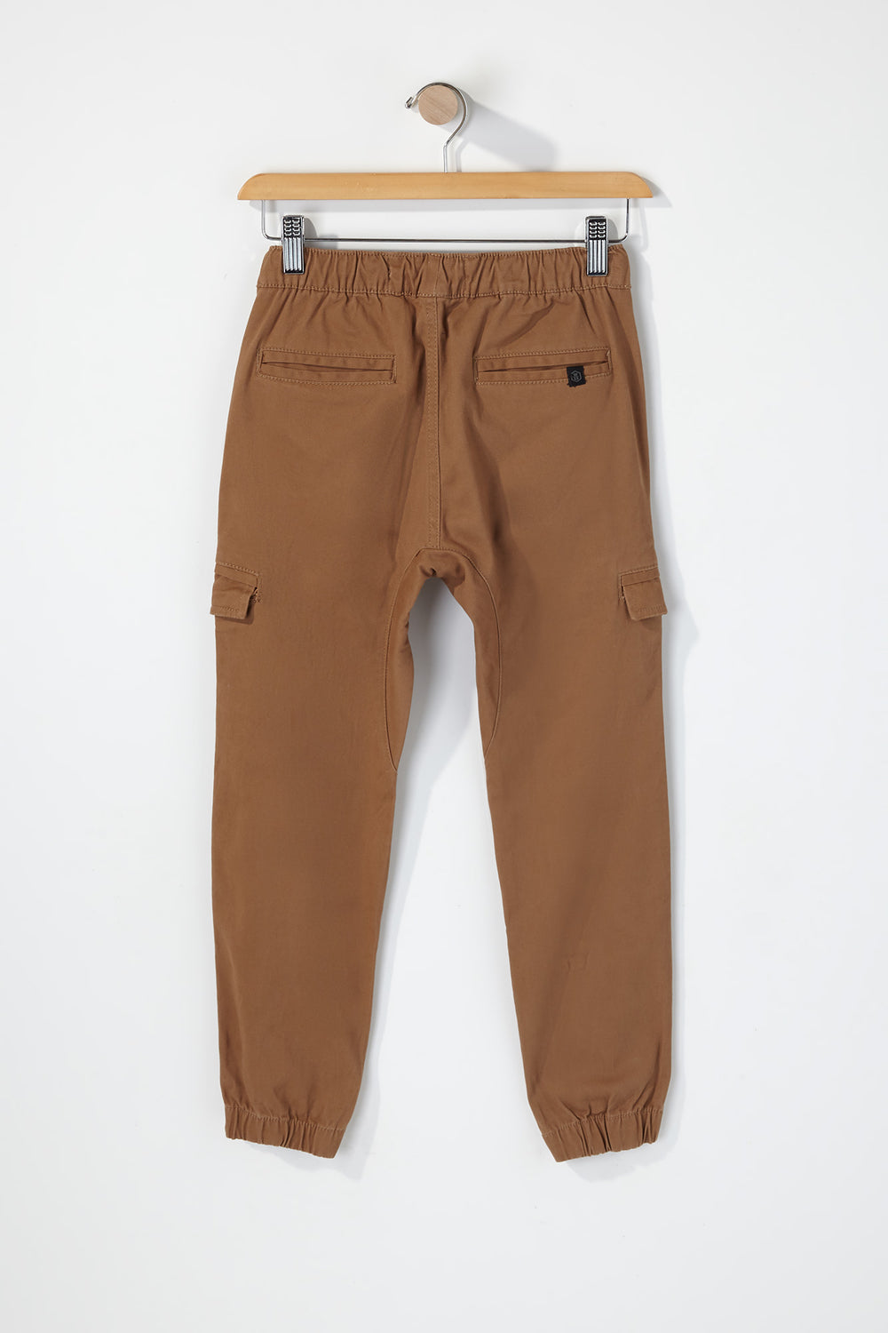 West49 Boys Cargo Jogger Tan