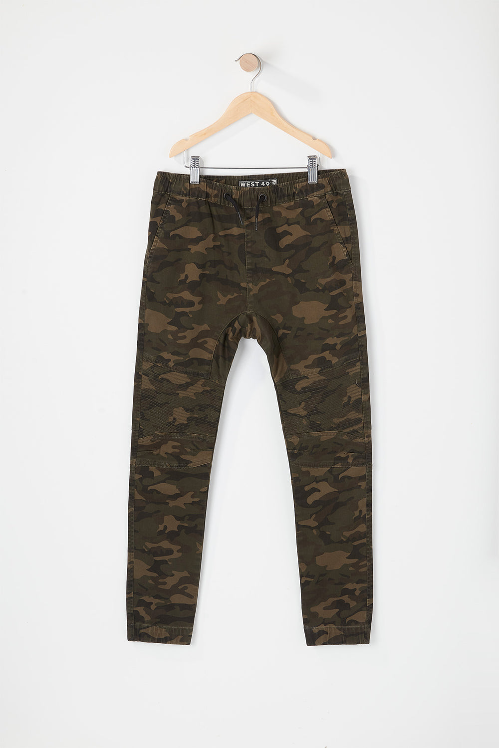 West49 Youth Camo Moto Jogger Camouflage