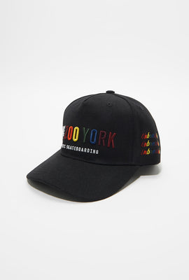 Zoo York Youth Rainbow Logo Hat