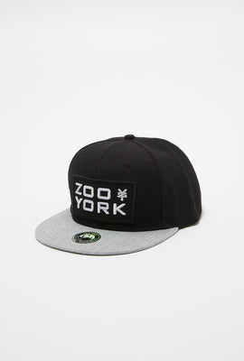 Zoo York Youth Patch Logo Snapback