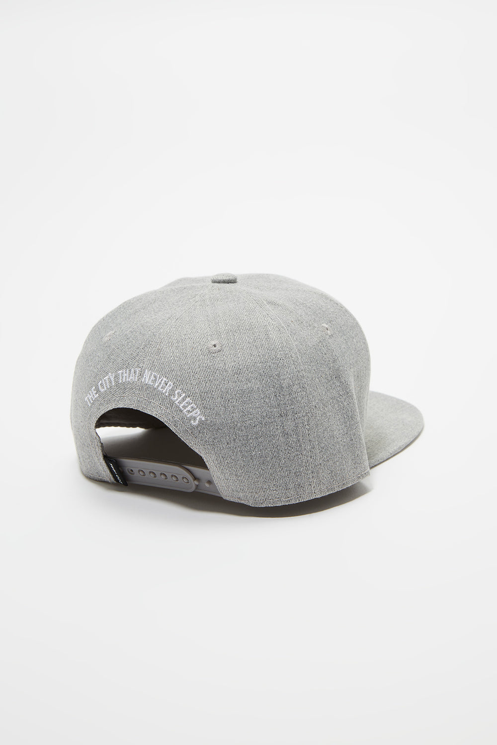 Casquette Zoo York Junior Gris