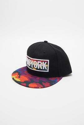 Zoo York Youth Rainbow Camo Hat