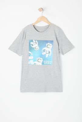 Youth Cats In Space T-Shirt