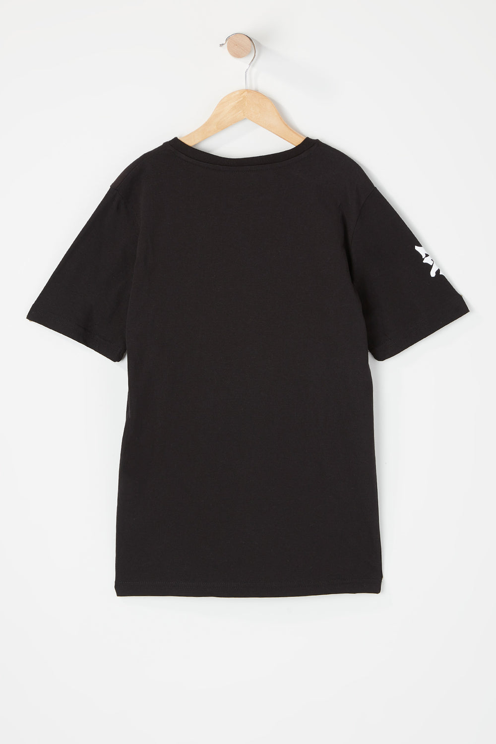 T-Shirt Logo Zoo York Junior Noir