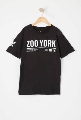 Zoo York Youth Logo T-Shirt