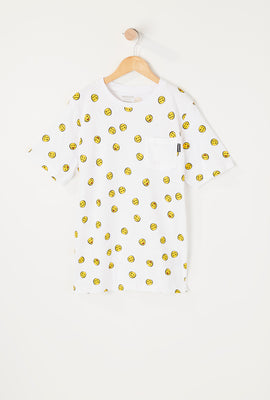 T-Shirt Avec Poche Amnesia Junior