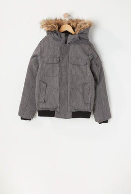 Manteau Avec 4 Poches West49 Junior
