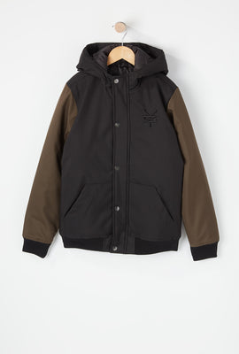 Zoo York Youth 2-Tone Bomber Jacket