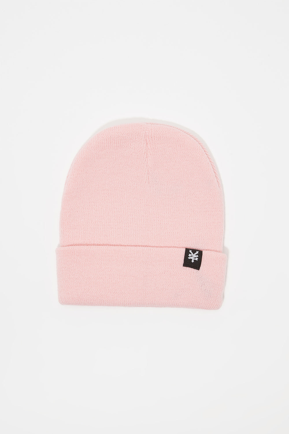 Tuque Couleur Unie Zoo York Junior Mauve