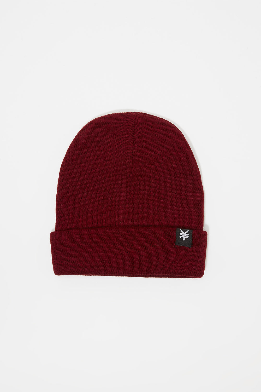 Tuque Couleur Unie Zoo York Junior Bourgogne