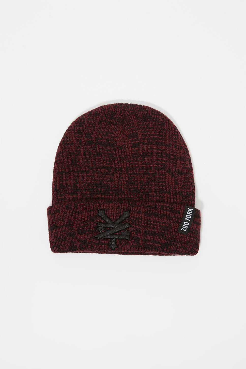 Tuque Space Dye Zoo York Junior Bourgogne