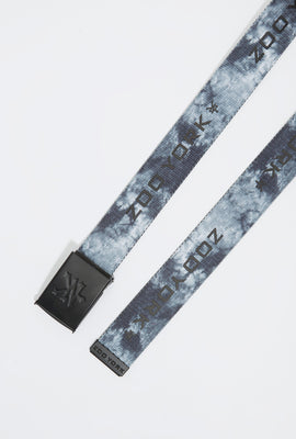 Zoo York Youth Tie Dye Belt