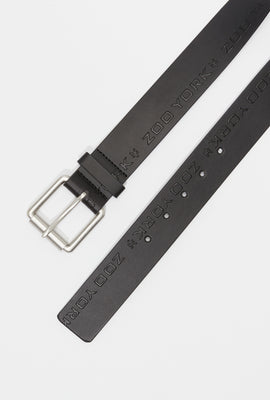 Zoo York Youth Faux-Leather Belt