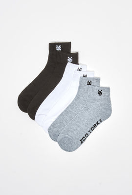 Zoo York Youth 5-Pack Ankle Socks