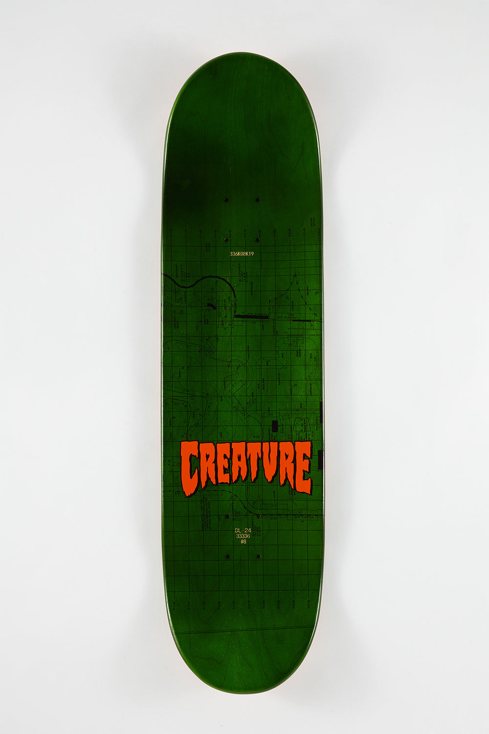 Planche De Skate Cody Lockwood Plans Creature - 8.5