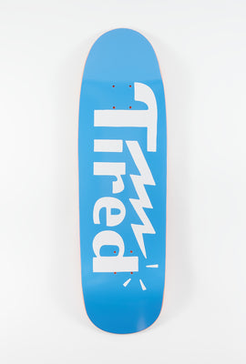 Planche De Skate Tired Logo One On Sigar 9.5