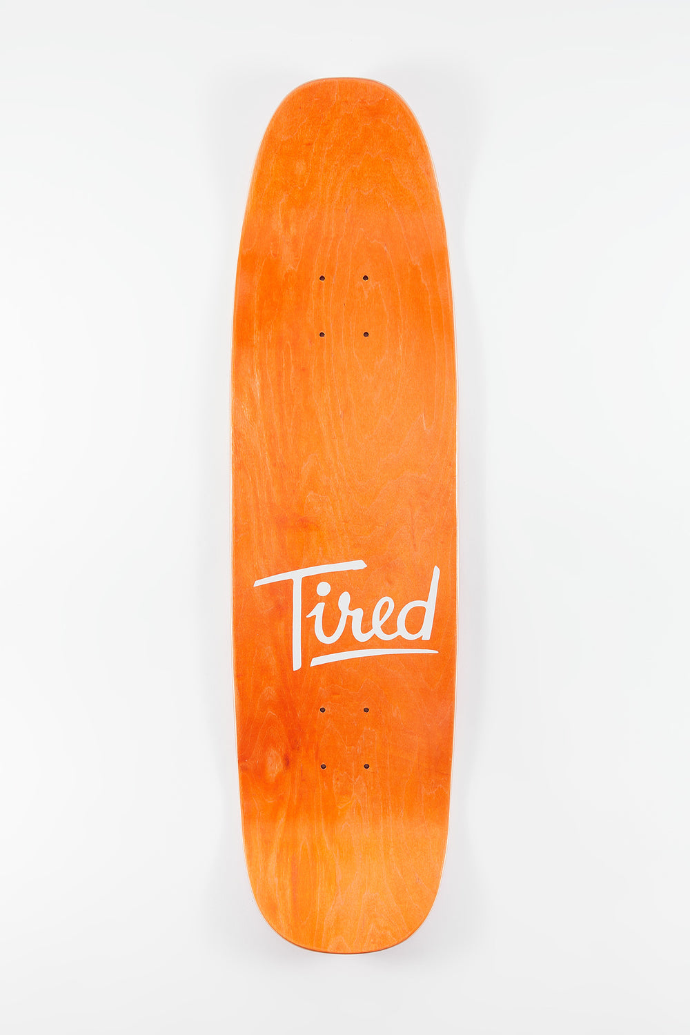 Tired Three For One Skateboard Deck 8.5