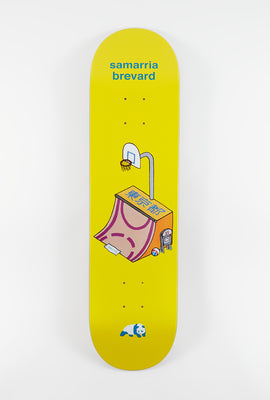 Enjoi Go For The Gold Samarria Deck 8