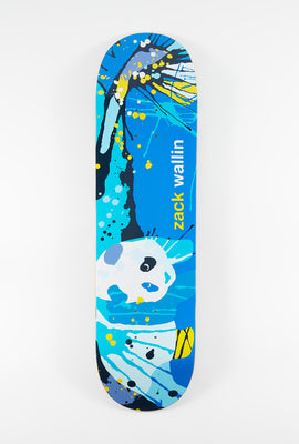 Enjoi Zack Wallin Splatter Panda Deck 8.5