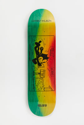 DarkStar x Felix the Cat Future Pro Deck 8.25