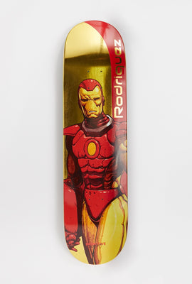 Planche de Skate Primitive x Marvel Iron Man