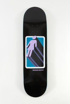 Planche Pro Brophy Logo Girl 3D 8.3