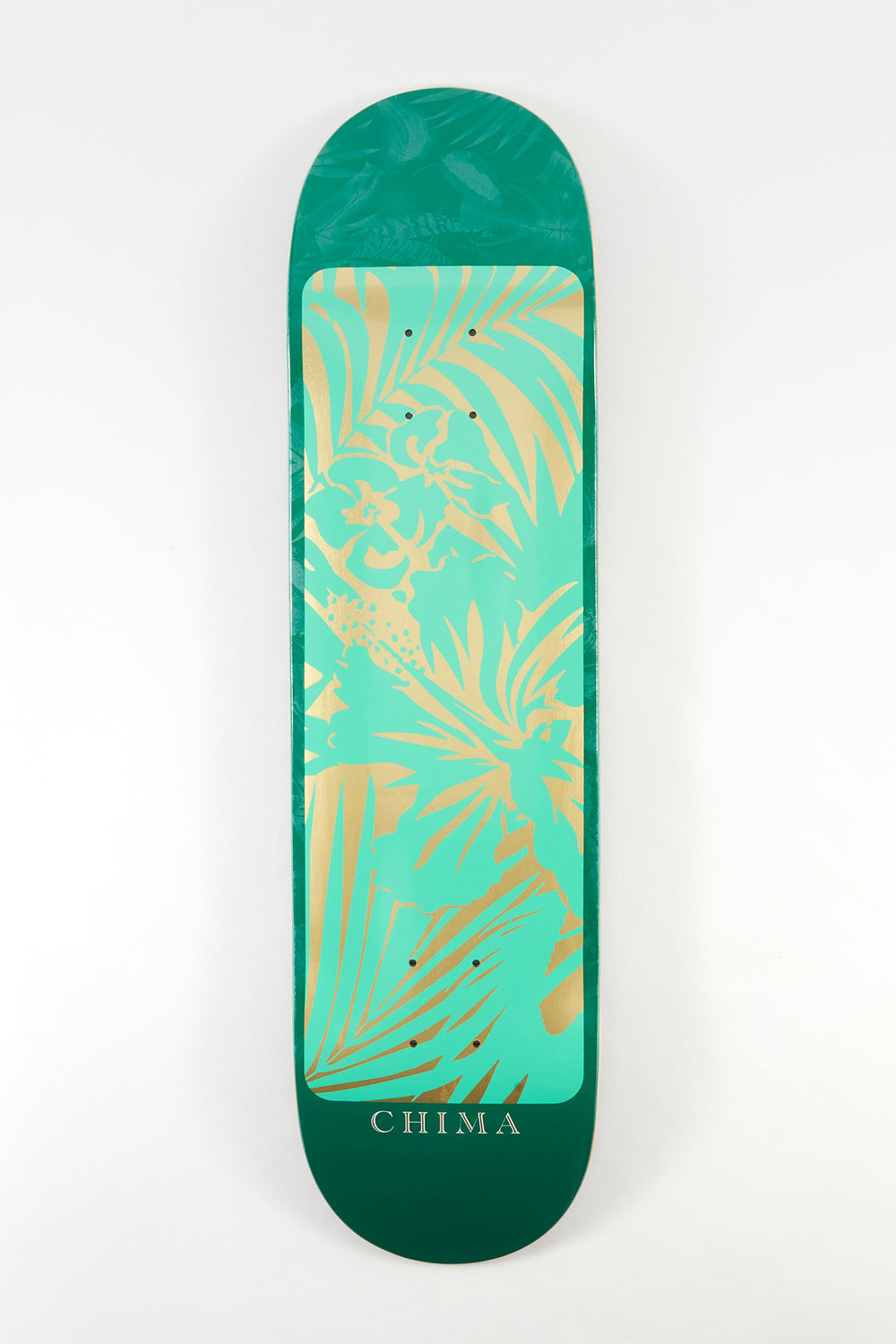 Real Skateboards Chima Ferguson Flora Skateboard Deck 8.06