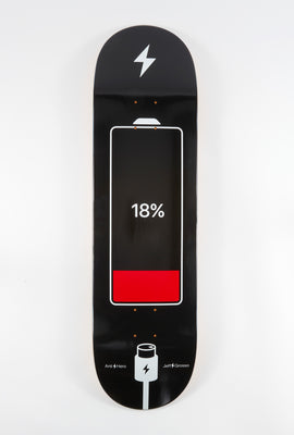 Anti Hero Grosso Battery Life Deck 8.6