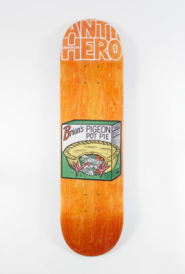 Anti Hero Anderson Pigeon Pot Pie Deck 8.25