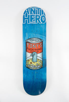 Anti Hero Trujillo Pigeon Noodle Soup Deck 8.5