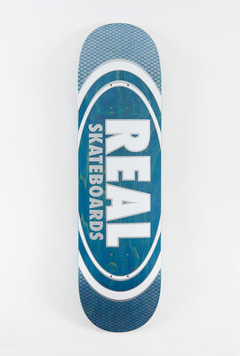 Real Team Oval Pearl Patterns Deck 8.25