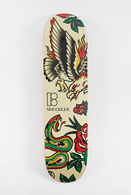 Plan B Sheckler Tradition Deck 8