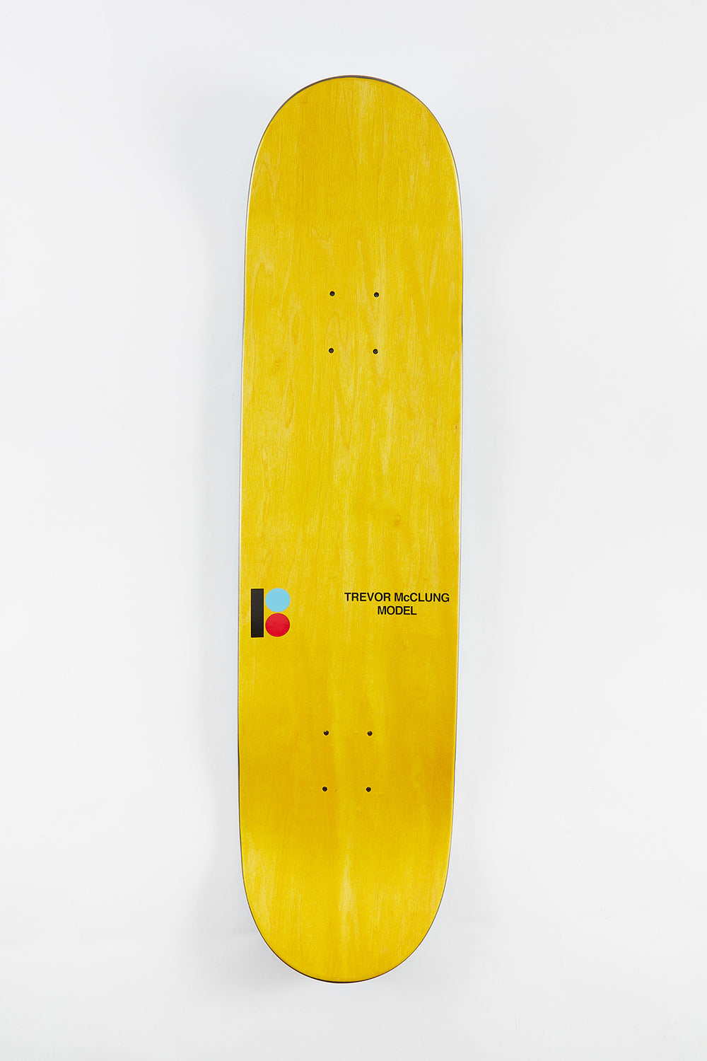 Plan B Trevor Elevated Series Deck 8.25