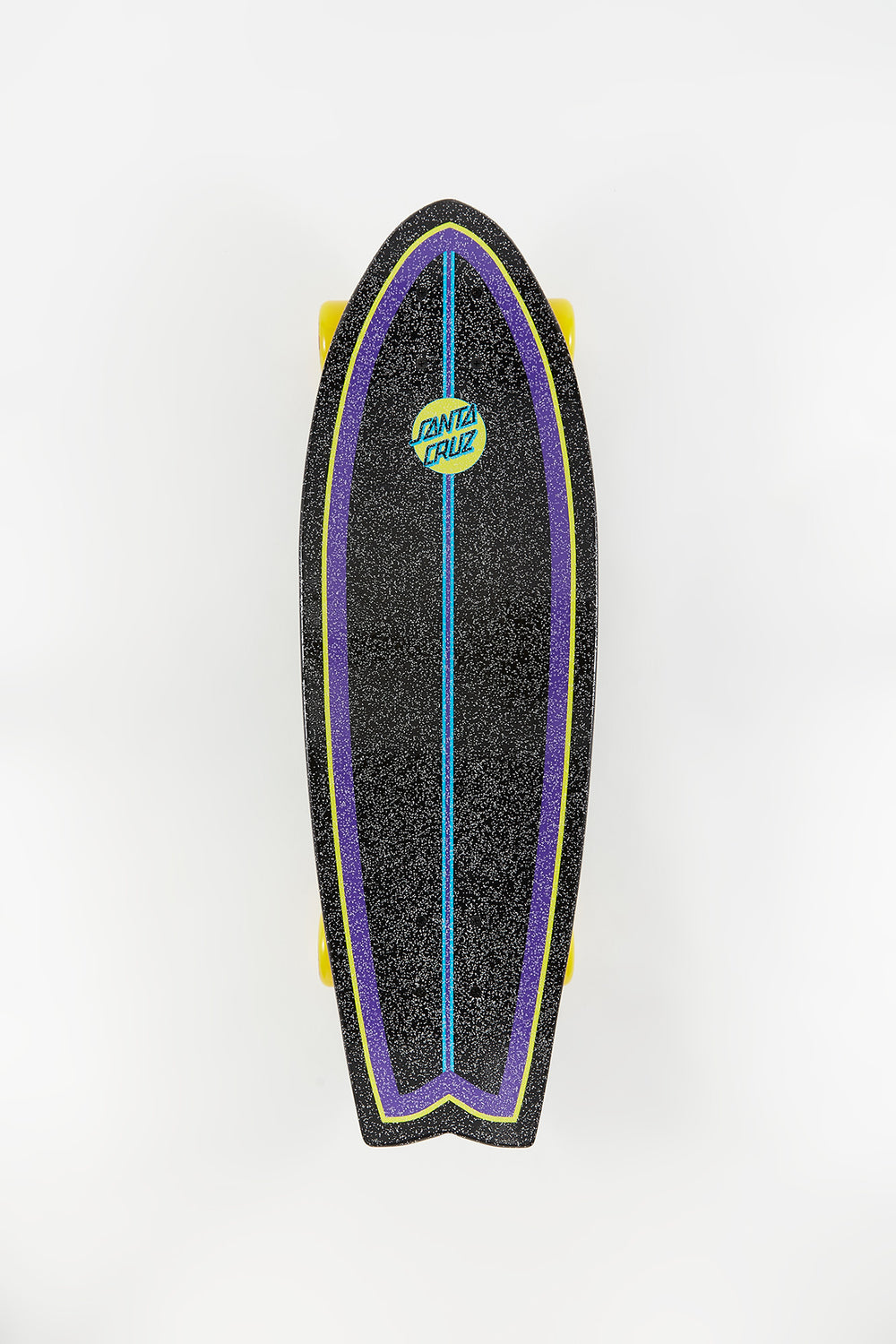 Cruiser Shark Glow Dot Santa Cruz 27.7