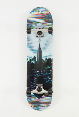 Zoo York Glitched Skateboard 7.75