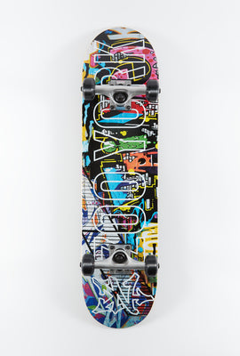 Zoo York Toon City Skateboard 7.75