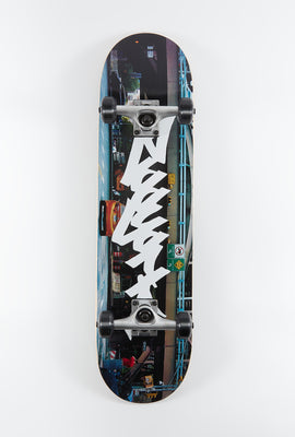 Zoo York City Script Skateboard 8
