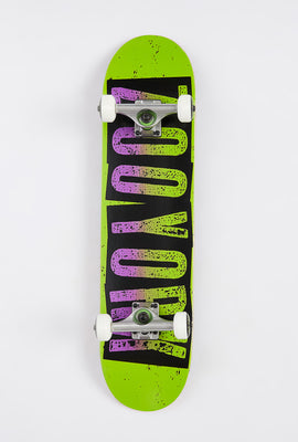 Zoo York 80s Logo Skateboard 7.7