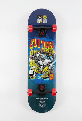 Zoo York King of the Streets Skateboard 8.25